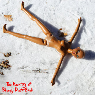 The Haunting Of Bloody Death Skull by Bloody Death Skull - Gothic Americana Doo Wop Experimental Pop is Weird and Wonderful