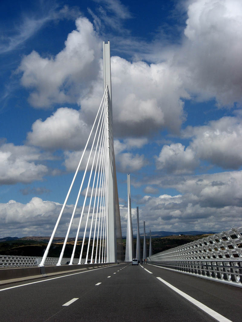 Millau Viaduct (France): World's Highest Bridge