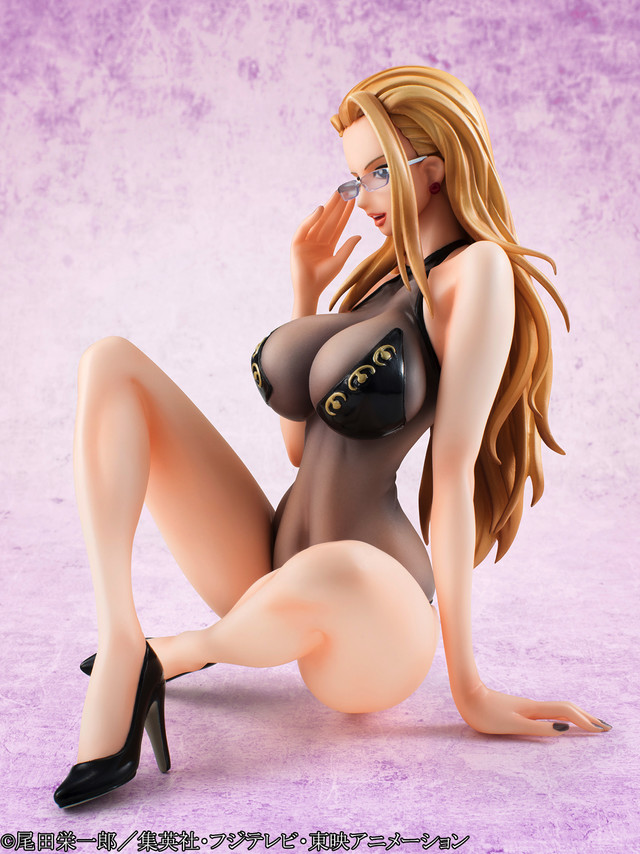 Action Figure Kalifa One Piece