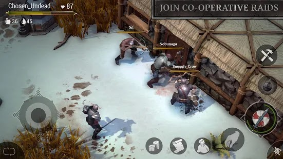 Frostborn Apk Free on Android Game Download