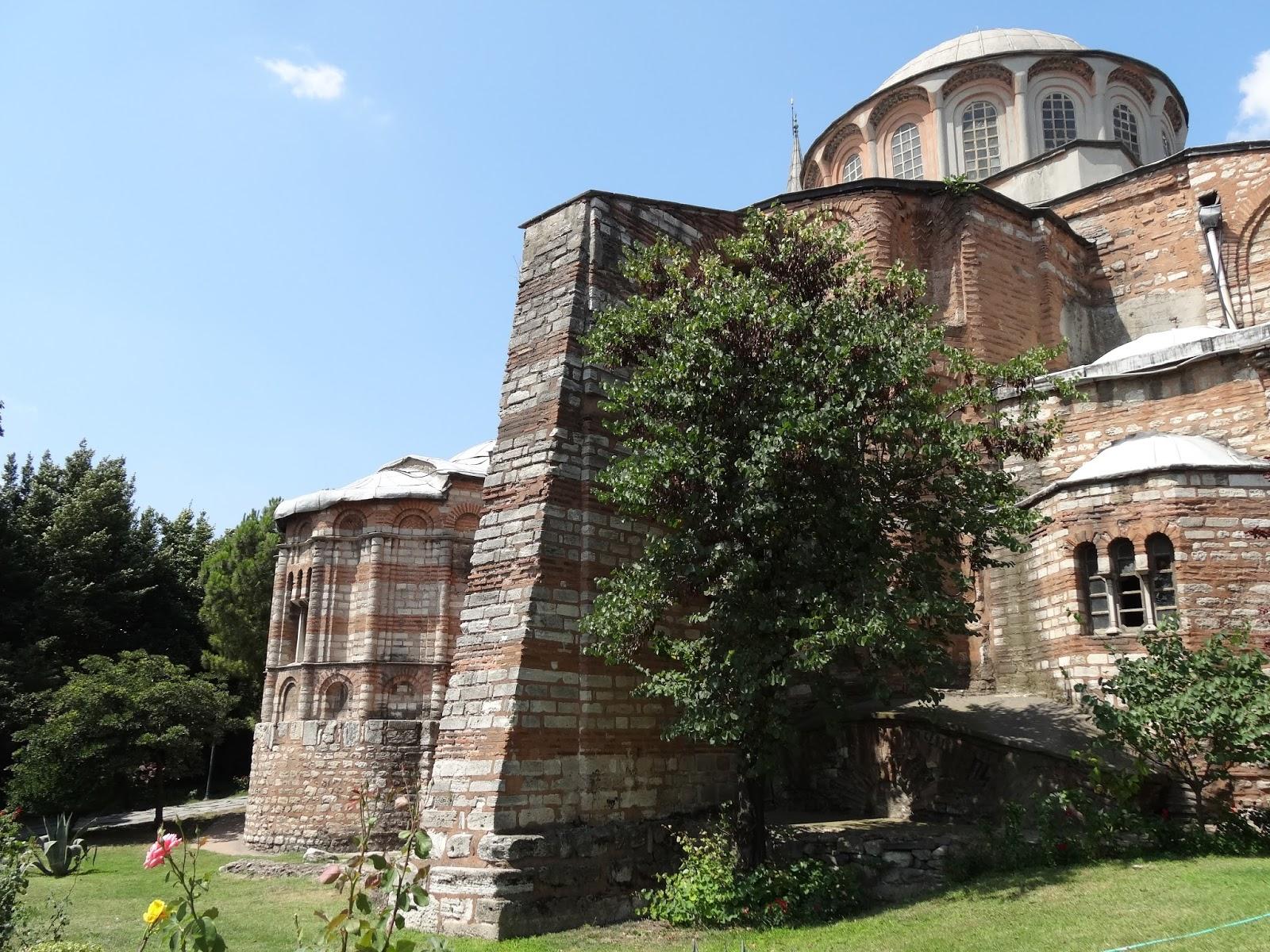 Turkey 29: Chora Church | Kirk. Daina. Backpacks.