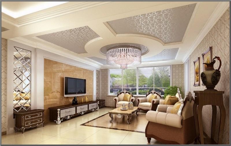 64 Desain Interior Ruang Tamu Mewah Nan Elegan Rumahku Unik