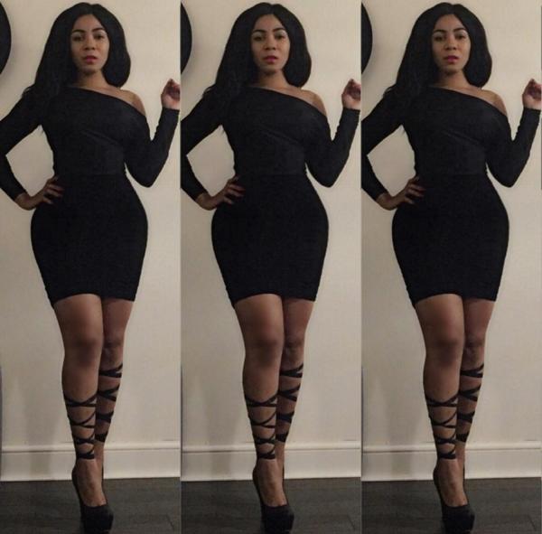 Beautiful Big Breasted Black Women