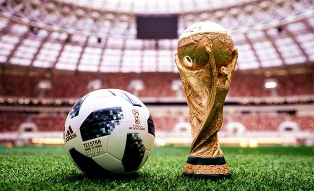 Campeão da Copa 2018 receberá a bagatela de 38 milhões de dólares