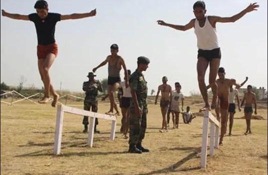 Rajgarh Army Rally, Indian Army Rally, Open Bharti Rally