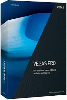 Magix Vegas Pro 14 + Ativação