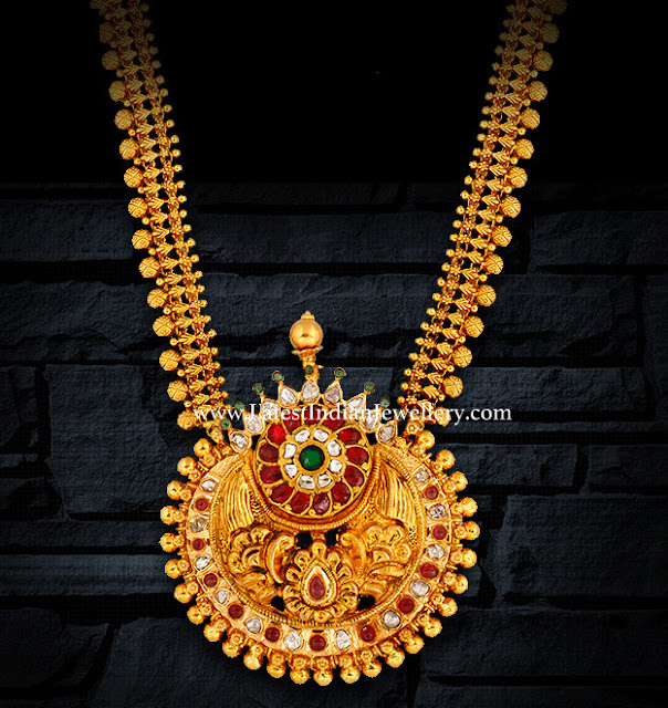Glamorous Gold Haram