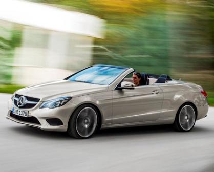 The new 2015 mercedes benz e400 convertible cars zones for New mercedes benz convertible