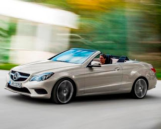 2015 Mercedes E400 Convertible fotos
