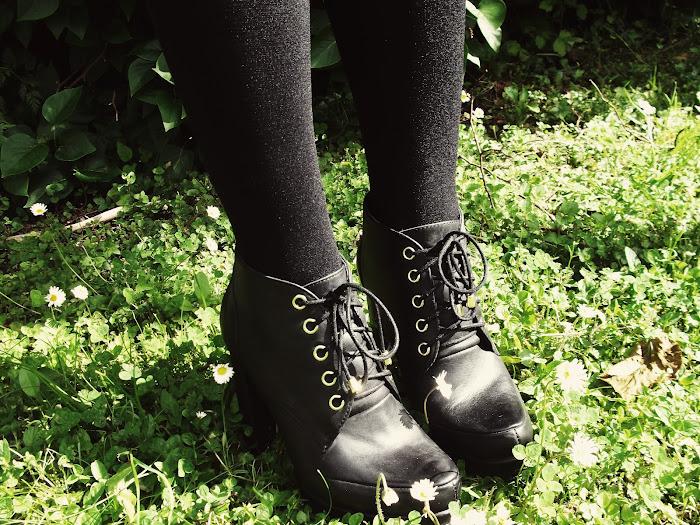 topshop adder boots