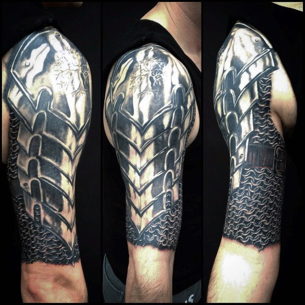 24a274eba50cf 130+ Best Arm Tattoos For Men Designs and Ideas (2019) | Tattoo ...