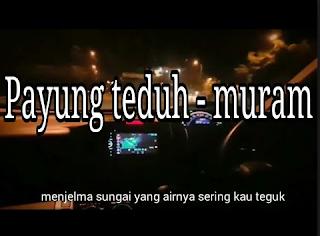 Lagu Payung Teduh - Muram Mp3