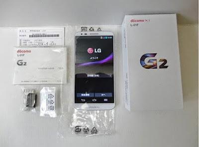 Thay man hinh LG G2 chính hãng
