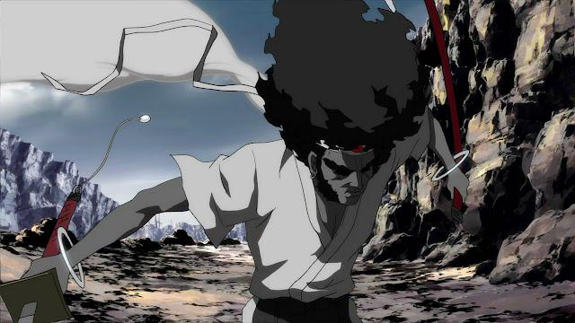 Afro Samurai: Resurrection (1/1) (540MB) (HDL) (Sub Español) (Mega)