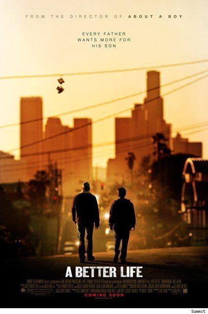 Una Vida Mejor [A Better Life] 2011 DVDRip Español Latino Descargar 1 Link