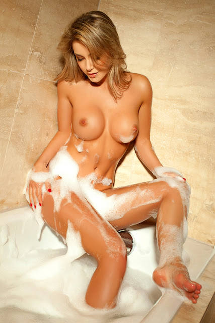 Hot naked girls bathing join told