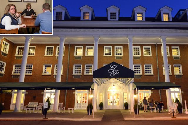 DIivorce Hotel, Hotel Untuk Pasangan Yang Bercerai