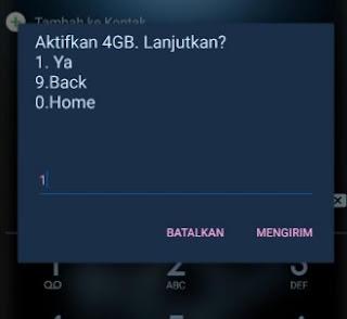 Cara Mendapatkan Kuota Gratis Telkomsel 4GB terbaru Agustus 2017