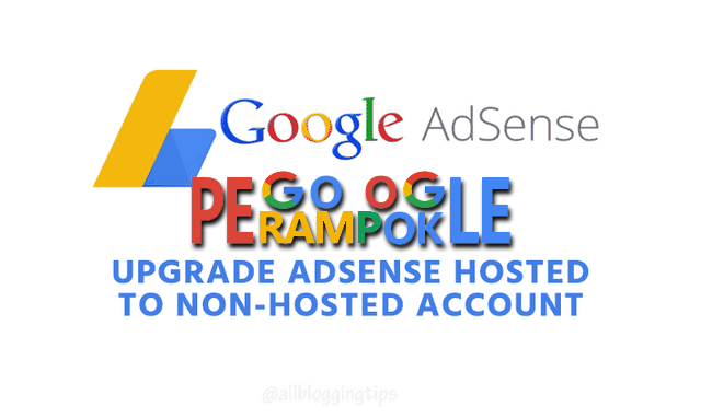 How to keep your account hosted adsense could be accepted into adsense nonhosted account?
