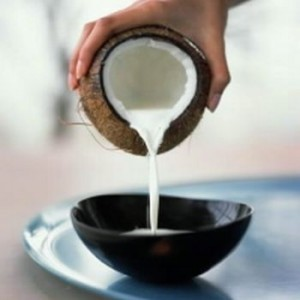 Danger foods contain coconut milk for Patients with Chronic