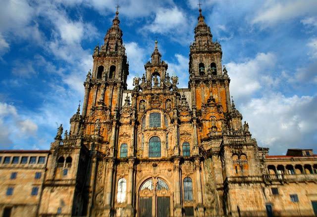 Ben Heine Photography - Samsung Galaxy S8 - Santiago de Compostela