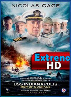 Hombres De Coraje (2016) | DVDRip Latino HD GDrive 1 Link