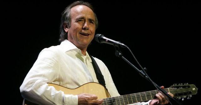 Joan Manuel Serrat tuvo que cancelar un show en Argentina por problemas de salud