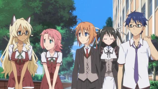 Rekomendasi Anime Yang Mirip Dengan Ore no Kanojo to Osananajimi ga Shuraba Sugiru