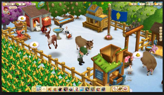 FarmVille 2: Country Escape v13.6.4722 MOD Update