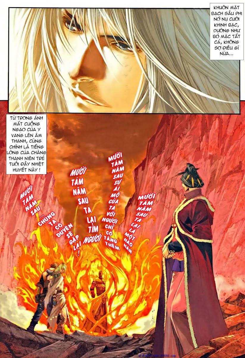 Ôn Thụy An Quần Hiệp Truyện chap 36 trang 19