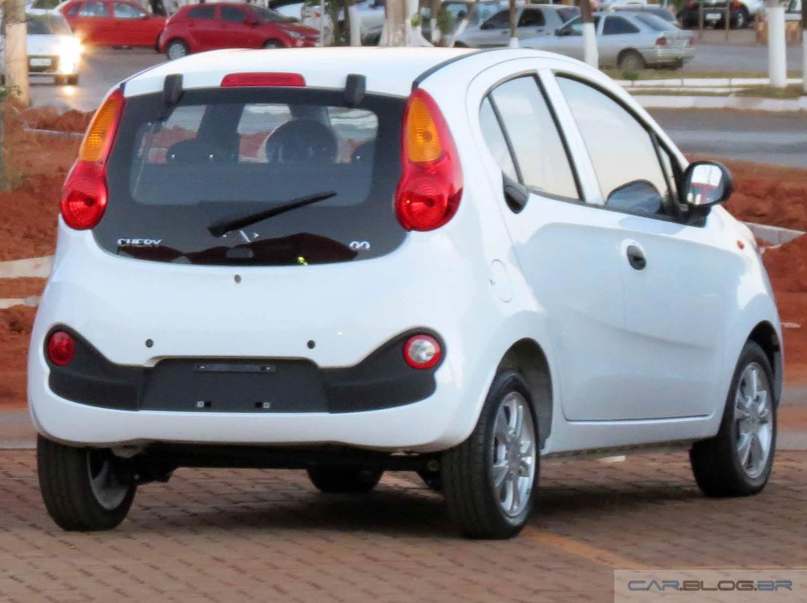 Chery New QQ 2015 está sendo vendido a R$ 26.990 reais | CAR.BLOG.BR