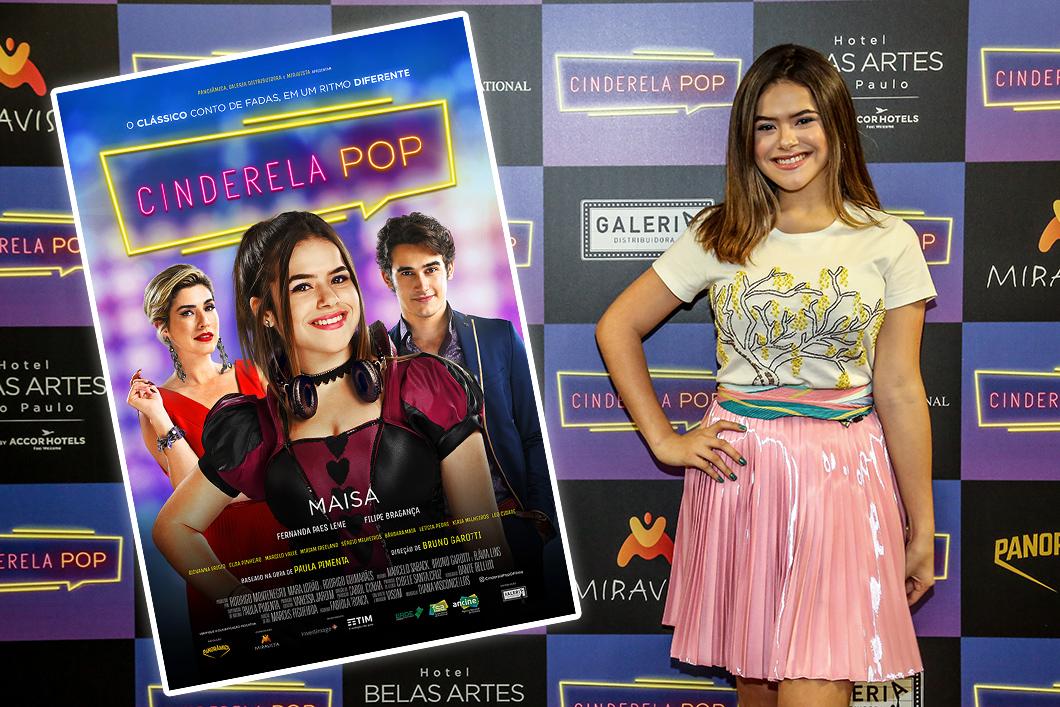 Cinderela Pop: Maisa fala sobre sua experiência no filme baseado no livro de Paula Pimenta