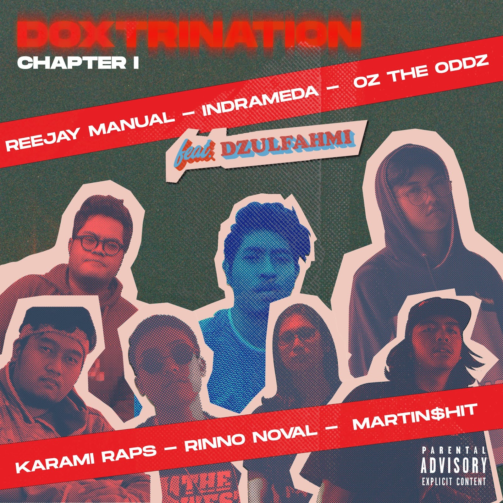 Doxtrination Chapter 1 introduction track dari Doxtrination a.k.a DXT