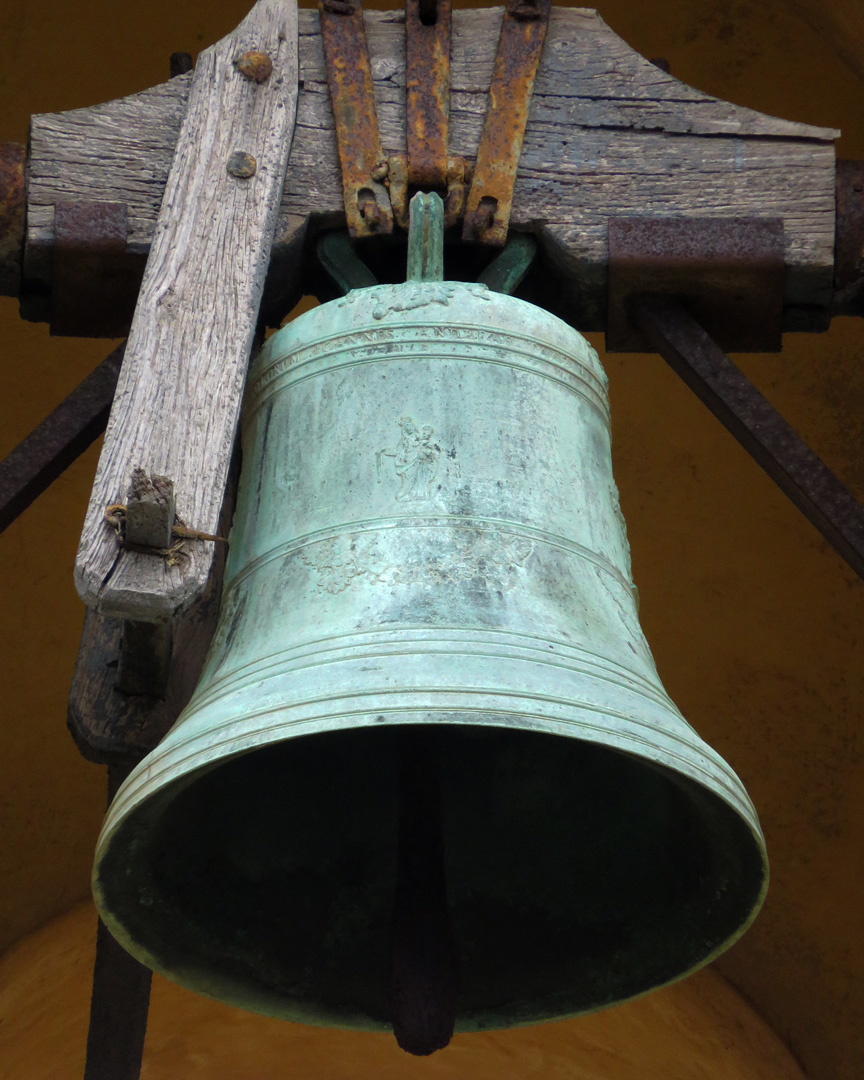 The bell of Santa Giulia, Largo del Duomo, Livorno