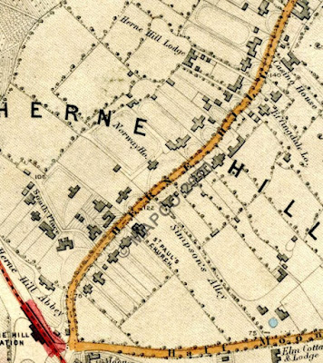 Herne Hill Lodge 1864