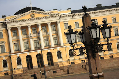 Government Palace in Helsinki