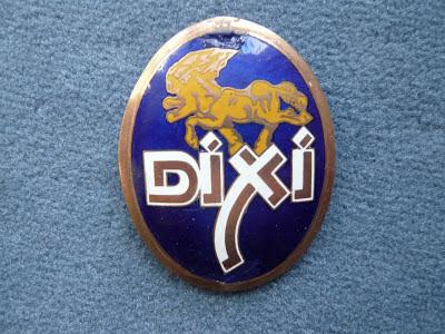 DIXI radiator emblem