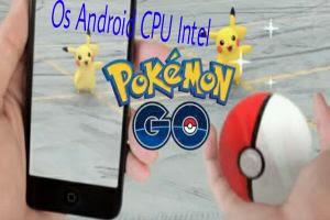 Pokemon Go Di CPU Intel untuk HP Android (ASUS ZENFONE)