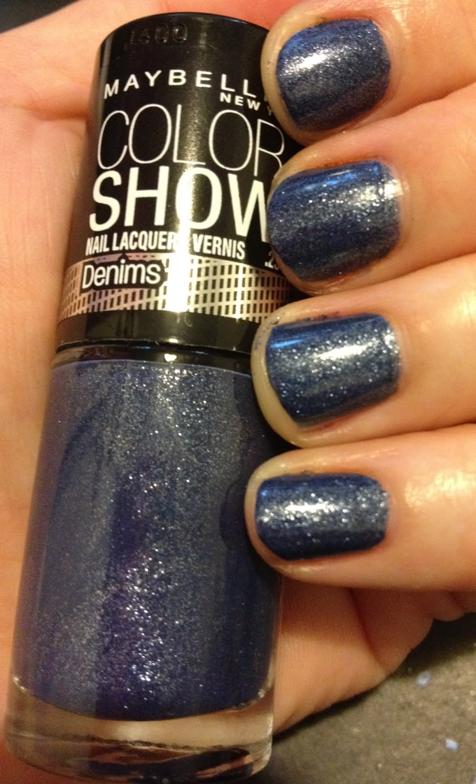 The Beauty Of Life: Maybelline Color Show Nail Lacquer