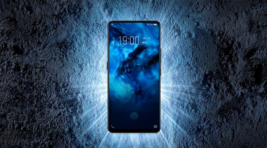 Vivo NEX Is Official With A 91% Screen To Body Ratio, No Notch, Pop