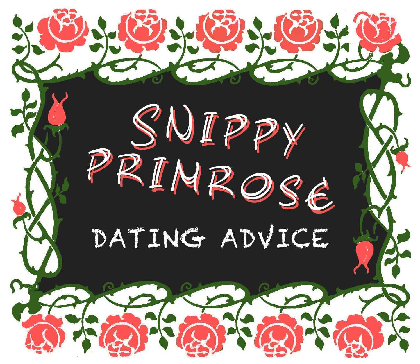 thrilling grief comedy blog, snippy primrose