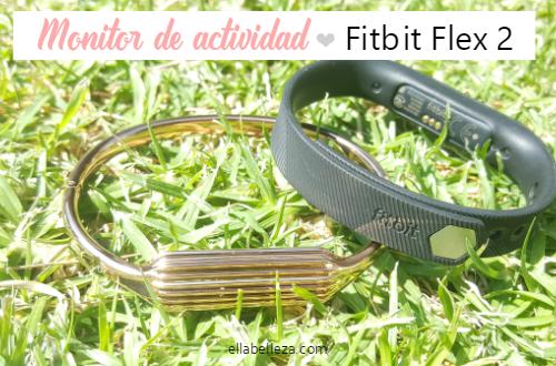 Monitor de actividad Fitbit Flex 2
