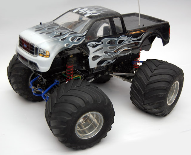 Modified Tamiya clod Buster
