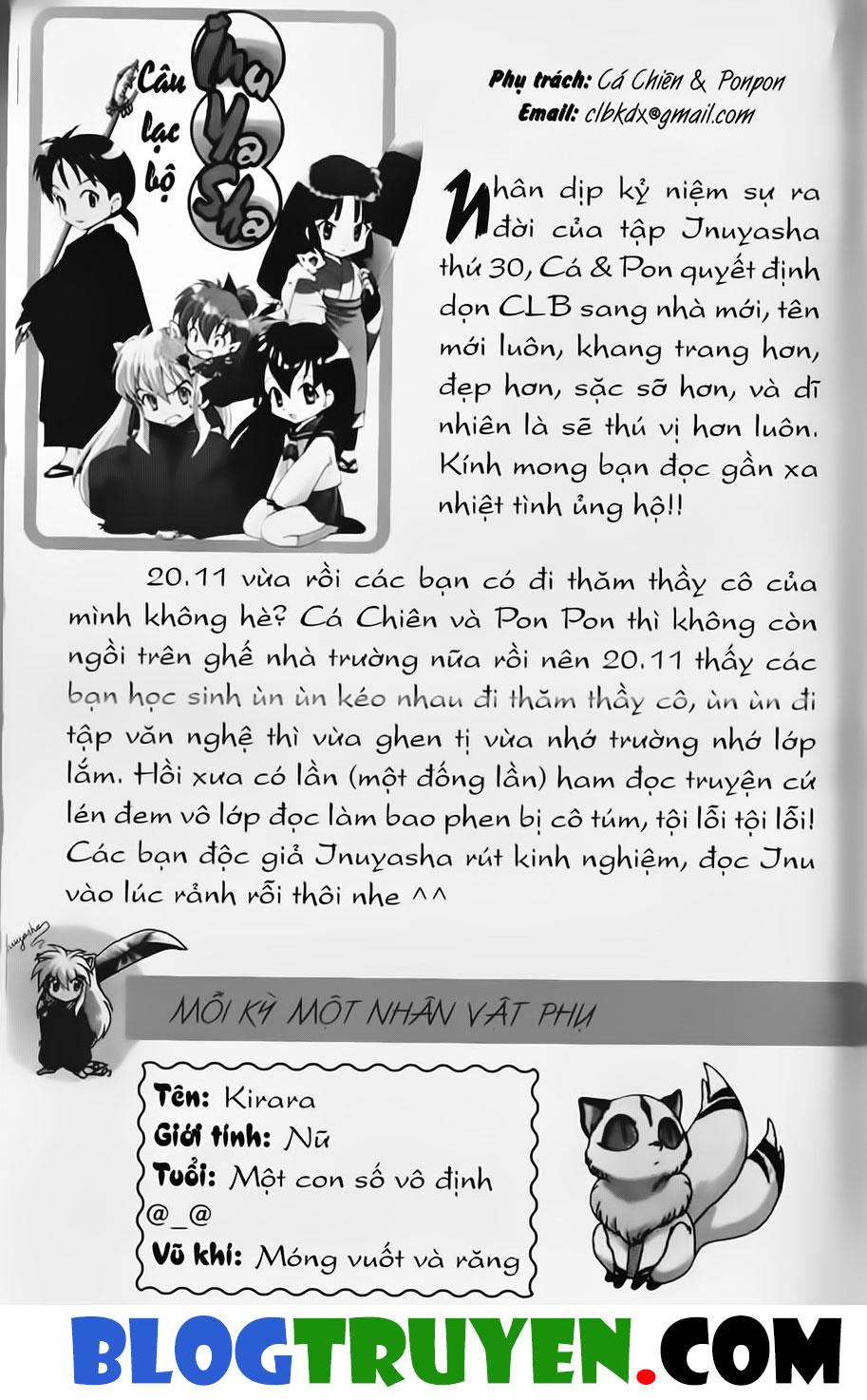 Inuyasha vol 30.10 trang 18