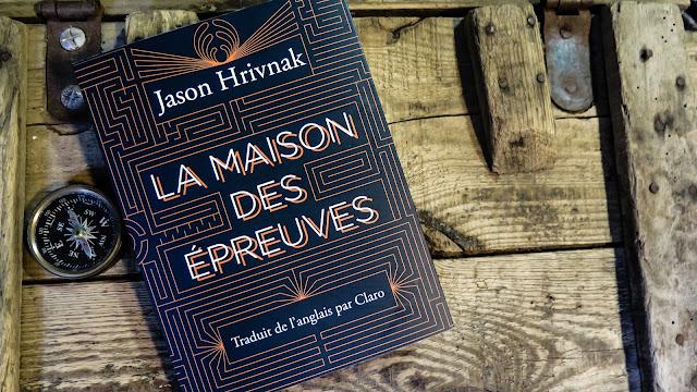 La maison des épreuves, Jason Hrivnak, l'Ogre - Lou Darsan