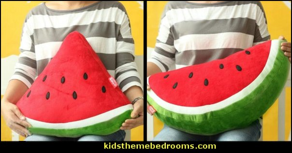 Decorative Watermelon Throw Pillow   kitchen accessories - fun kitchen decor - decorative themed kitchen  - novelty mugs - kitchen wall decals - kitchen wall quotes - cool stuff to buy - kitchen cupboard contact paper -  kitchen storage ideas - unique kitchen gadgets - food pillows - kitchen accessories - fun kitchen decor - decorative themed kitchen  - novelty mugs - kitchen wall decals - kitchen wall quotes - cool stuff to buy - kitchen cupboard contact paper -  kitchen storage ideas - unique kitchen gadgets - food pillows