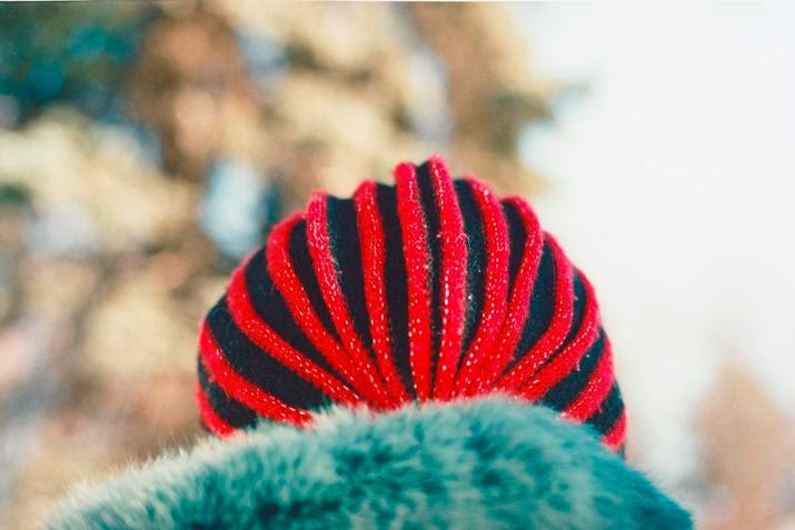Winter hats by Olga Chernysheva