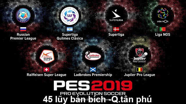 Quán game - tiệm game Playstation PS4 [Q.Tân Phú]  - Page 3 Pes%2B2019%2Btan%2Bphu