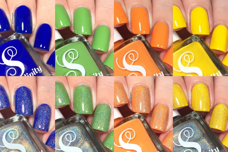 Serendipity Nail Polish Summer in OC