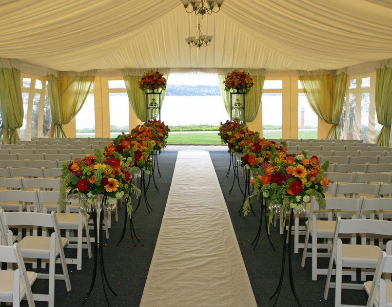 Simple Outdoor Ceremony Decorations: Steve Jobs Store: Wedding Ceremony Decorations